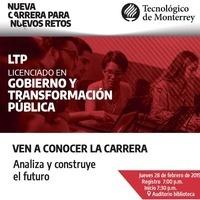 Sesión de Gobierno y Transformación Pública