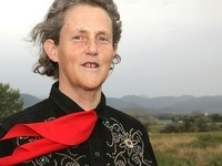 """A talk by Dr. Temple Grandin """"Animal Behavior and Well-Being"""""""