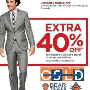 Suit Up with JCPenney