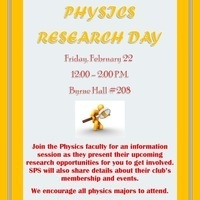 Physics Research Day