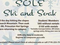 SOLE Ski and Soak
