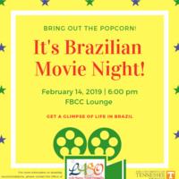 Brazilian Movie Night
