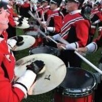 Huskie Marching Band Drumline Audition Day