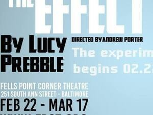 The Effect by Lucy Prebble at FPCT