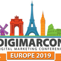 DigiMarCon Europe 2019 - Digital Marketing Conference & Exhibition