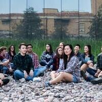 Vector Student Engineering Magazine Staff Meeting