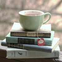Tea for Two:  Poetry on the Patio