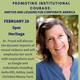 An Evening with Dr. Jennifer Freyd
