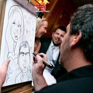 Sibs N Kids: Caricature Artists