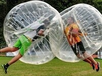 CAB Presents... Bubble Soccer!