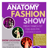 Anatomy Fashion Show