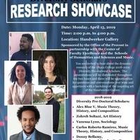 Diversity Scholars Research Showcase