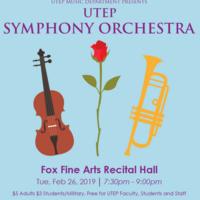 UTEP Symphony Orchestra