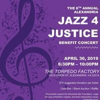 6th Annual Jazz4Justice Benefit Concert