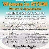Women in STEM Research Symposium