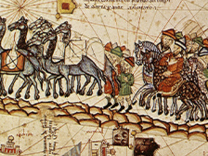 Exhibit Talk: Travelers Along the Silk Roads, 10th Century to the Present