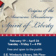 """The Origins of the American Presidency: Spirit of Liberty"""