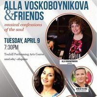 Alla Voskoboynikova and Friends