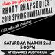 Rhody Rhapsodies Spring Invitational