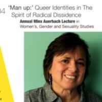 Annual Minx Auerbach Lecture featuring Cherrie Moraga
