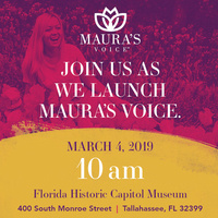 Launch of Maura's Voice