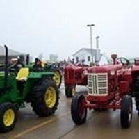 Annual Heartland Acres John Cannon Memorial Tractor Ride