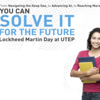Lockheed Martin Day at UTEP - Tech Talk and Networking Reception