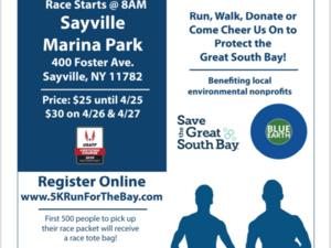 5K Run For The Bay