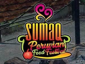 SUMAQ Peruvian Food Festival 2019