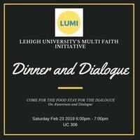 LUMI:  Dinner & Dialogue | Dialogue Center