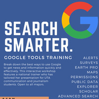 Google Tools Training