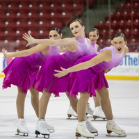 Synchronized Skating  Dr. Richard Porter Classic