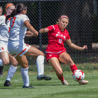 Miami University Women's Soccer vs Kent State