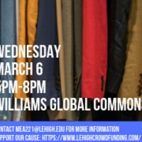 Pop-Up Swap Shop: Free Thrifting & Alterations
