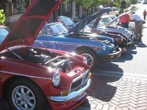 Atlanta British Car Fayre