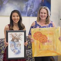 Student Healing Arts Show & Reception