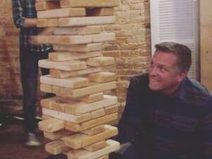 Beer Jenga Tournament