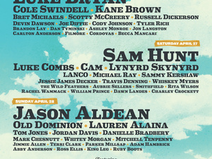 Stagecoach: California's Country Music Festival
