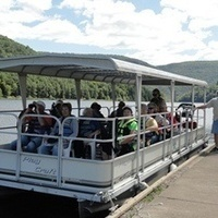 Pontoon Boat Tour
