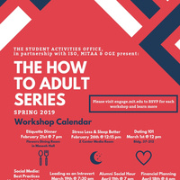 "Etiquette Dinner: ""How to Adult"" Series"