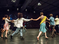 Community Dance Class: Deconstructing Israeli Folk Dance