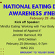 "Jennifer Barnoud, RD: ""Mindful Eating, Working With Your Body Instead of Against It"""