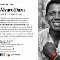 Álvaro Daza #togetherpodemos community talk
