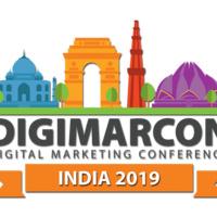 DigiMarCon India 2019 - Digital Marketing Conference & Exhibition