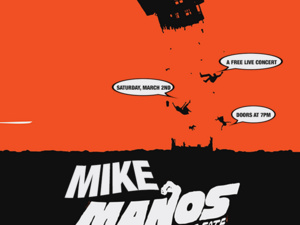 Mike Manos  & The Hands of Fate