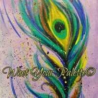 """Whet Your Palette """"Feather of Beauty"""""""