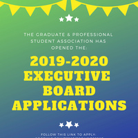GPSA 2019-2020 Executive Board Applications