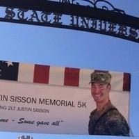 6th Annual 2LT Justin Sisson Memorial 5K Run/Walk