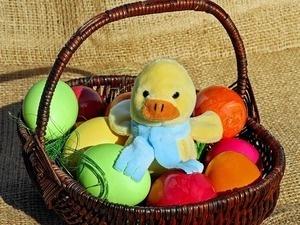 Lawrenceville First Easter Egg Hunt