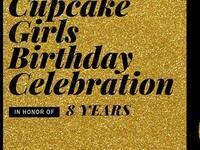 Cupcake Girls Birthday Bash
